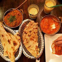 Indyjskie potrawy kuszą wyglądem i zachwycają smakiem. :)  Zachęcamy do ich skosztowania! :D www.namasteindia.pl Zdjęcie użytkownika mad_de_vill opublikowane na Instagram.com
