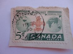 5 cents Canada Postage Stamp