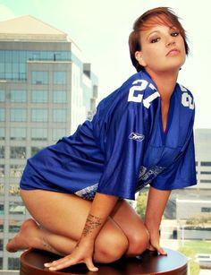 New York Giants Dallas Reynolds WOMEN Jerseys