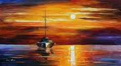 """""""Sea Shadows"""" by Leonid Afremov"""
