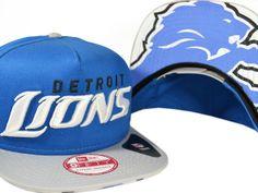 8c31b872ff4 NFL Detroit Lions Snapback Hat (8)