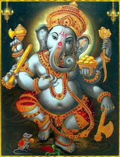 Shri Ganesh! Ganapati