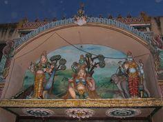 "This temple of Raja Rajeswari in Nanganallur was as famous as the other Amman (Mother Goddess) temples of Chennai in the 1970s. The area, Nanganallur, was named after this deity - ""Nangai Nallur"".  #IndianColumbus  http://indiancolumbus.blogspot.com/2016/06/NanganallurRajeswari.html"
