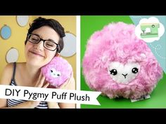 Learn to make your own Harry Potter-inspired pygmy puff with this DIY Pygmy Puff Plush Tutorial video on YouTube!