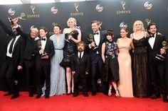 A série também fez história, acumulando 38 Emmys.
