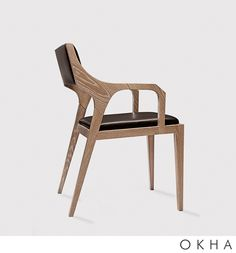 OKHA Interiors Chairs, Interiors, Furniture, Home Decor, Decoration Home, Room Decor, Home Furnishings, Stool, Side Chairs