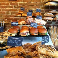 The Flour Pot Bakery, Brighton...