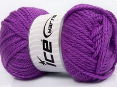 Virgin Wool Bulky