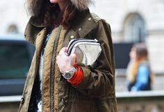 London Fashion Week // #StreetStyle // #LFW