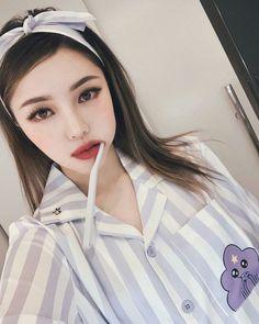 poney parc hye min maquillage, #maquillage #poney #KoreanMakeupNatural