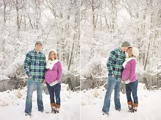 Winter wonderland maternity pics would be so amazing!!