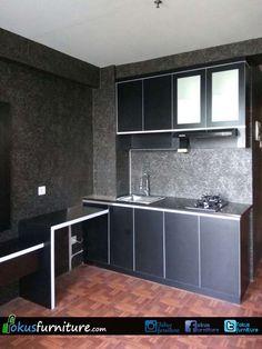 Kitchen set apartemen tifolia