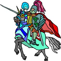 medieval knight cartoon medieval ages knights 032312 vector clip rh pinterest com middle ages clipart