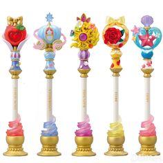 プリンセスに纏わるモチーフを上品に表現!エンスカイ「ディズニープリンセス クラッシィロッドペン」 - DtimesDtimes