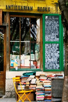 bluepueblo:  Shakespeare and Company Bookstore, Paris photo via camille
