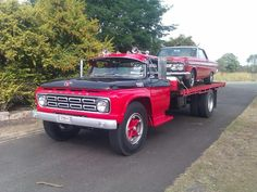 1964 Mercury hauling a 1964 Mercury Comet Maintenance of old vehicles: the material for new cogs/casters/gears/pads could be cast polyamide which I (Cast polyamide) can produce Trucks Only, All Truck, Big Trucks, Ford Tractors, Ford Pickup Trucks, Dump Trucks, Mercury Cars, Cab Over, Show Trucks