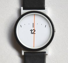 Rotating dial watch concept (Not sure how this would be feasible mechanically. Definitely doable with a display.)