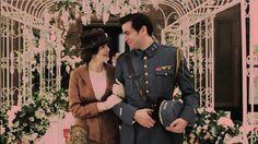 Henri and Agnes (Mr. Selfridge)