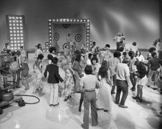 American Bandstand--where you discovered new talent