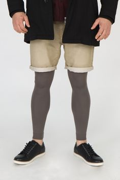 6a08f5554d1 Adrian Hunter footless sport tights for men