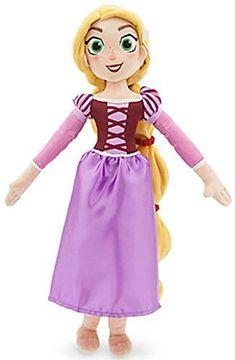 Disney Rapunzel Plush Doll - Tangled the Series - Medium - 19 Inch Disney Rapunzel, Disney Dolls, Disney Mickey, Disney Princess, Princess Toys, Tangled Rapunzel, Disney Plush, Disney Parks, Light Up Costumes