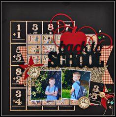 Back to School *G45* - Scrapbook.com