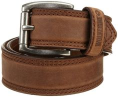 Mens Belts  - Pin it :-) Follow us .. CLICK IMAGE TWICE for our BEST PRICING ... SEE A LARGER SELECTION of Mens Belts s at http://azgiftideas.com/product-category/mens-belts/ - men, mens gift ideas, mens wear, valentines  -  Wolverine Men's 40mm Heavy Roller Buckle Belt