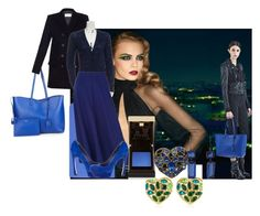 """YSL"" by msdejazzy on Polyvore featuring Yves Saint Laurent"