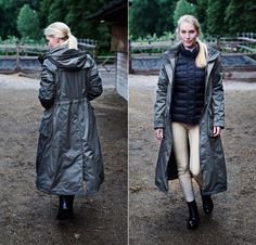 Musto Ladies Suffolk Riding Coat - Equestrian practicality, Musto style.