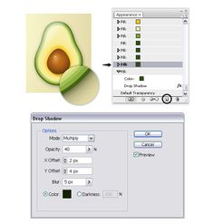 Create an Avocado With Only One Shape in Adobe Illustrator - Tuts+ Design & Illustration Tutorial