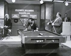 Minnesota Fats Playing A Game Of Pool Vintage 8x10 Reprint Of Old Photo