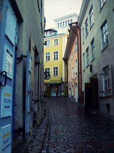 Lühike jalg, Tallinn, Estonia