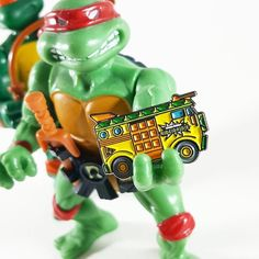 #Repost @otherworldshop  TMNT FANS: The sale left the shop pretty empty but I still managed to have a few of these TURTLE VAN lapel pins left. Grab yours before they ride off and die forever !  You can get one by going to  http://ift.tt/29yBS0C  . . . . . . . #otherworldshop #tmnt #pizza #turtles #ninjaturtles #gamer #nerd #pizzadaily #buzzfeed #footclan #turtlevan #pingame #lapelpins #enamelpins #limited #comics #comiccollector #toyart #toyphotography #fanart #mikey #donny #leo #raph…