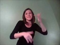"""All I Want For Christmas"" in ASL by InterpreterAmy. >> She does a great job of showing concepts/ideas rather than signing word for word in English. Asl Videos, Music Videos, Learning Asl, Learn Sign Language, Alphabet Phonics, Asl Signs, Languages Online, Actions Speak Louder Than Words, December Holidays"