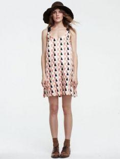 Lauren Moffat Spring 2012 Collection