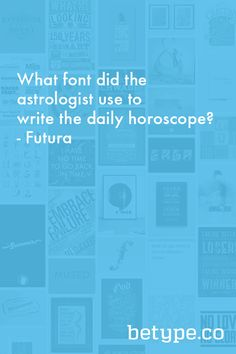 Typographic Jokes. Fonts used: Futura | Scala |... - Typography & Quotes