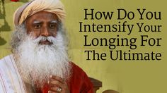 """Sadhguru looks at how people dull their longing for the ultimate by """"snacking"""", through shopping, entertainment and various other means. He explains that in a year, it would be helpful to keep aside two weeks just for yourself, when you can explore what it is that this being truly longs for."""