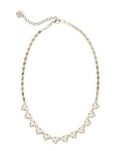 luxe apothetique - Kendra Scott Andrea Necklace in White Iridescent, $95.00 (http://www.shopluxe.com/kendra-scott-andrea-necklace-in-white-iridescent/)