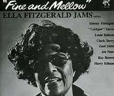 "Recorded on January 8, 1974, ""Fine and Mellow"" is a studio album by Ella Fitzgerald. TODAY in LA COLLECTION on RVJ >> http://go.rvj.pm/6bq"