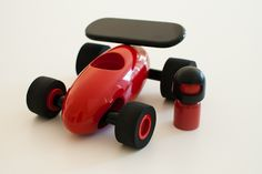 Giveaway: Scandinavian design toys by Playsam