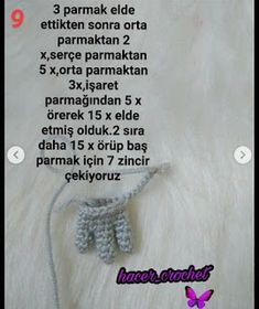 TAVŞAN MOMO TARİFİ Crochet Hats, Blog, Knitting Hats