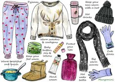 How To Survive The Cold (And Still Look Cute)