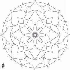 Free Geometric Coloring Pages | Coloring Pages Shapes Geometry Free Printable Page Online Pictures