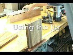 Make strong and beautiful through dovetail wood joinery