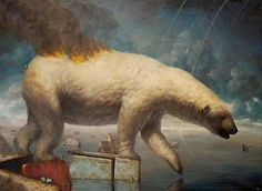 25 Young Painters You Need To Know - Martin Wittfooth