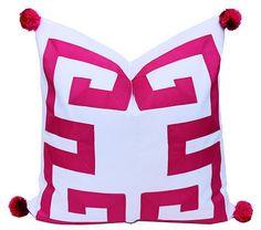 Kari Fisher Designs Hand Blocked Textiles Pillows Home Accessories | SHOP