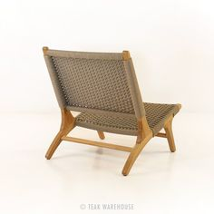 Teak Warehouse | Tokio Teak Relaxing Chair