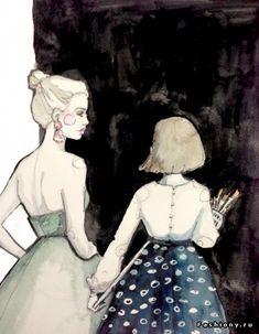 Иллюстратор Kathryn Elyse