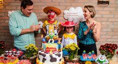 Fotografos festa infantil : Fotografias de Familia: Festa Infantil Toy Story # Henrique Cinco Anos # S...