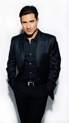 Arianna Huffington, Mario Lopez to Join Cosmoprof Las Vegas Mario Lopez - Gorgeous man. Mario, Sharp Dressed Man, Well Dressed Men, Fashion Moda, Mens Fashion, Fashion Suits, Gorgeous Men, Beautiful People, Fine Men